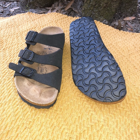Birki's Black Sandals 36 35 L5 230 Birkenstock